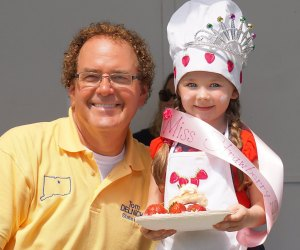 How about some shortcake? Photo courtesy of South Windsor Strawberry Festival