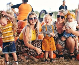 Celebrate the season with pumpkins and more at Southern Hill Farms. Photo courtesy of the farm