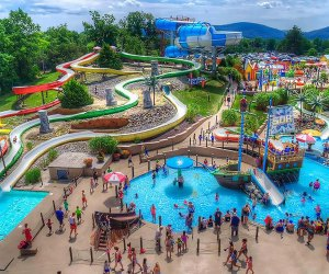 We always enjoy SplashDown Beach in the Hudson Valley. Photo courtesy the park