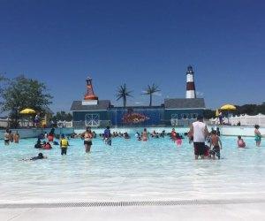 Splish Splash wading pool