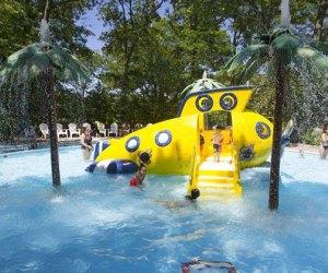 Yellow Submarine at Splish Splash