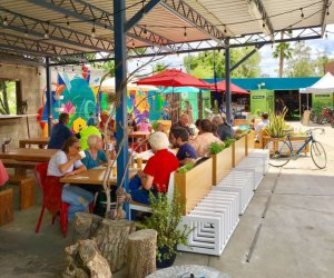 20 Things To Do in Echo Park with Kids: Spoke Bicycle Cafe