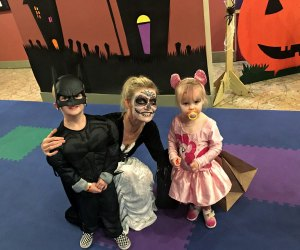 Thrill to Spooktacular at the Woodlands Children's Museum. Photo courtesy of the museum