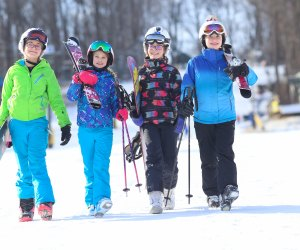 With Snowpass, 4th and 5th graders get 63 days of free skiing and snowboarding this season.
