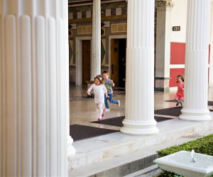 Things To Do on Mother's Day in LA: Getty Villa