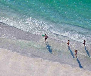 St. Pete Beach tops many lists of the best Florida beaches. Photo courtesy Visit Florida