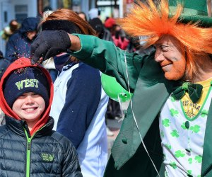 Photo courtesy of Stamford St. Patrick's Day Parade