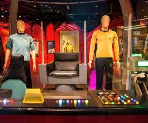 35+ Fall Activities near Los Angeles for Kids: Star Trek at the Skirball
