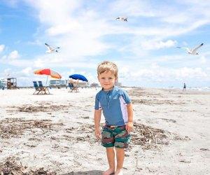 Spend a day on the sand at Stewart Beach. Photo courtesy of Stewart Beach Park/Facebook