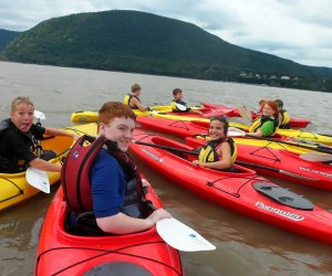 Have a blast on the water at Storm King Adventures. Photo courtesy of Storm King Adventures