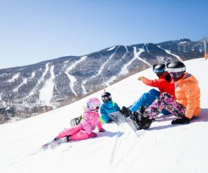 Ski Stowe Mountain or check out another fun trip to Vermont. Photo courtesy the resort