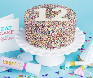 Bakeries Make the Best Birthday Cakes in Los Angeles:birthday cake by SusieCakes