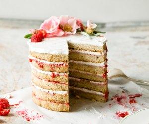 Bakeries Make the Best Birthday Cakes in Los Angeles: gluten-free cake by Sweet Laurelweet Laurel Gluten-Free Cake