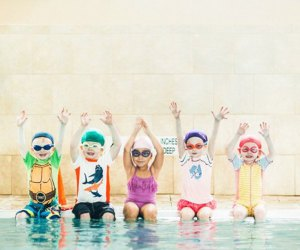 Swim Tank offers swim lessons at two Westchester locations. Photo courtesy of Swim Tank