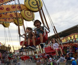 Cheer on the start of fall festival season across Long Island this weekend. Photo by the author