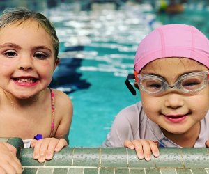 Take Me to the Water Swim School offers classes for kids starting at 6 months.
