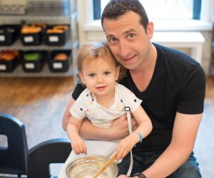 Top Classes for Babies and Toddlers in Boston: Taste Buds Kitchen