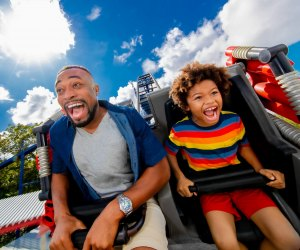 Theme park discounts are as thrilling as the rides! Photo courtesy of Legoland California