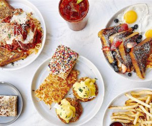 Celebrate mom with brunch at Ted's Bulletin. Photo courtesy of the restaurant