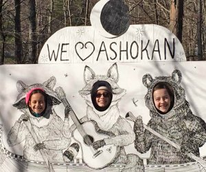 Register in advance for a pancake brunch, self-guided nature hikes, syrup demos, live music and more at The Ashokan Center's Annual Maple Fest. Photo courtesy of the Center.