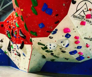 Gravity Vault Climbing Wall Indoor Obstacle Courses, Ninja Warrior Training, and Aerial Arts for NJ Kids