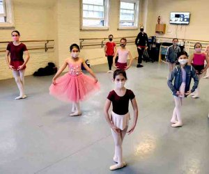 Philadelphia Dance Academy offers dance classes for kids of all skill levels. Photo courtesy Philadelphia Dance Academy