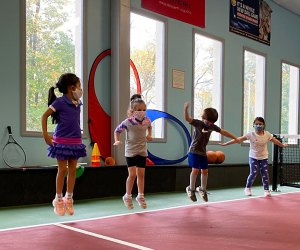 kids on courts