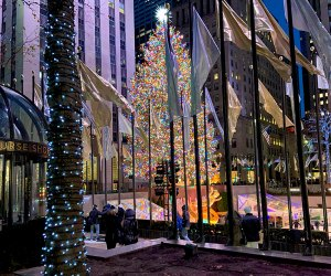 rockefeller center tree lighting Things to Do Over Holiday Break with Long Island Kids