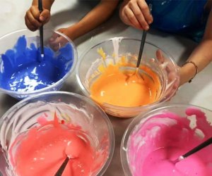 The Slime Factory birthday parties
