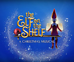 The Elf on the Shelf takes the stage this holiday season in a U.S. tour. Rendering courtesy of Mills Entertainment