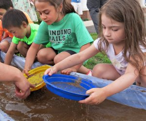 There's plenty of play-based fun to be had outside the classroom this summer. Photo courtesy of The Goddard School
