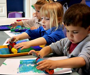 The Messy Artist in East Hanover offers open play every Wednesday and Thursday.