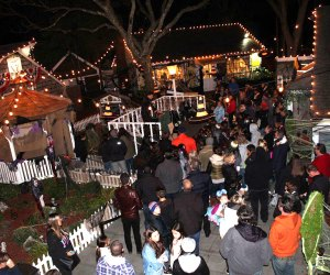 There might not be an escape from Milleridge Inn's Haunted Village. Photo courtesy fo the inn