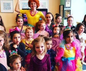 Enjoy The Pop Shop's family-friendly special events likes story time
