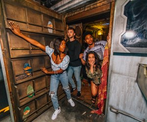 Orlando escape rooms prove if your family has what it takes to work together and make it out before time runs out. Photo courtesy The Escape Game Orlando