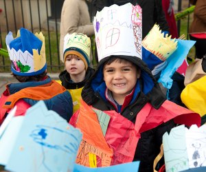 All ages will enjoy the Three Kings Day Parade. Photo courtesy of the El Museo del Barrio