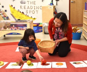 At BASIS Independent McLean's Early Learning Program, students engage in STEM discovery, music, visual arts, Mandarin, and more.