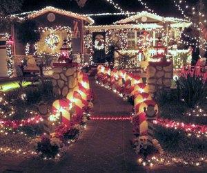 Sleepy Hollow Christmas display Torrance