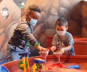 Brooklyn Children's Museum offers extended hours during Midwinter Break