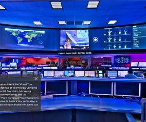 Ground control to Major Tom!