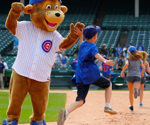 Things To Do in Wrigleyville with Kids: Tour Wrigley Field