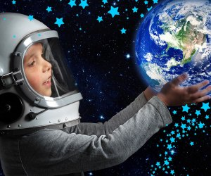 Enjoy an out-of-this-world play experience at Toys R' Us Adventure. Photo courtesy of Toys R' Us