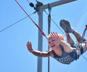 Photo courtesy of Trapeze School New York - Los Angeles