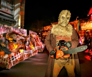 Halloween Horror Nights at Universal Studios. Photo courtesy of Universal Studios