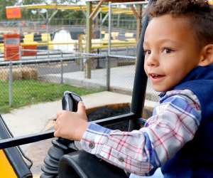 Have a child obsessed with trucks? Visit Diggerland in West Berlin, NJ