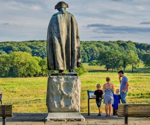 Take a day trip to Valley Forge. Photo by R. Kennedy for Visit Philadelphia