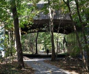 old putnam trail van cortlandt park