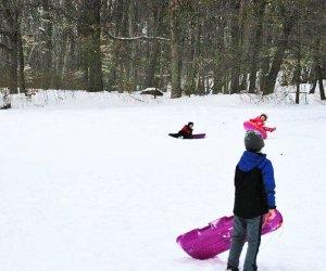 Van Saun County Park offers tons of fun beyond its sledding hill