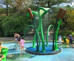 Van Saun Park splash pad