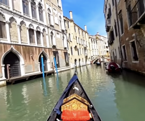360 VR experience in Venice with Geneeo